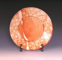 Barbara Hyman Plate
