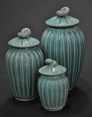 Pamela Timmons, covered jars.jpg