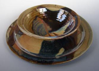 Charlie Seebeck dishes set