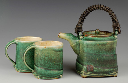 Wenfen Pan tea set