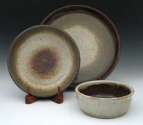 Wendi Tilden dinnerware