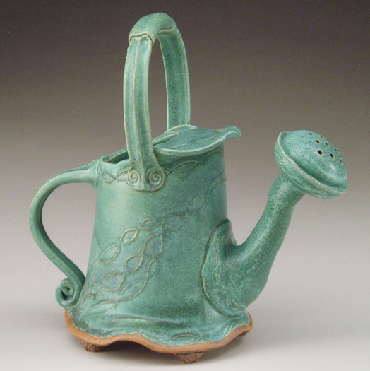 Pamela Timmons, watering can