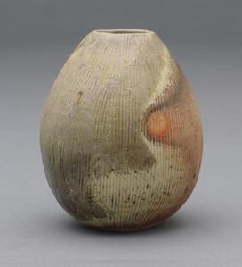 Paul Stokstad wood-fired vase