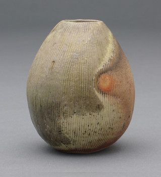 Paul Stokstad wood-fired vase
