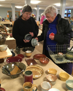 Greater Lansing Potters' Guild Sale