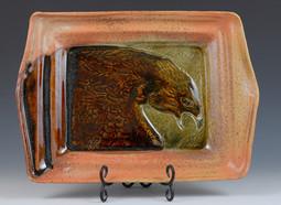 Tim Candy Eagle Platter