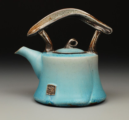 Wenfen Pan teapot