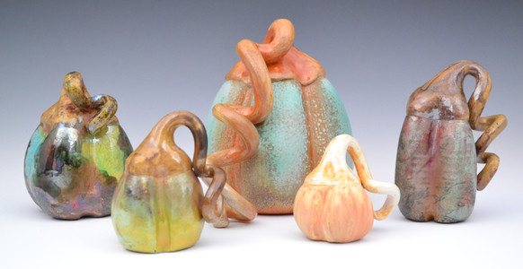 Deb Cole Gourds