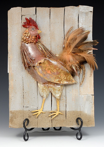 Barb Sears, Rooster.JPG