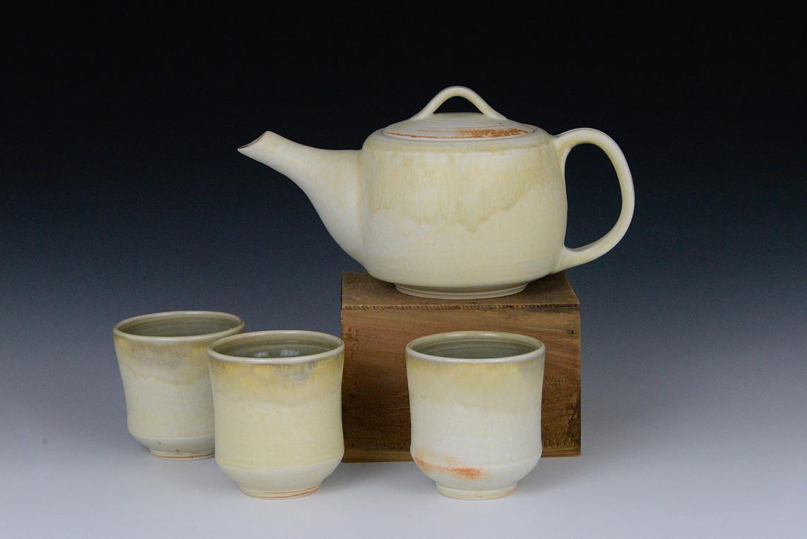 Sophie Wang tea set