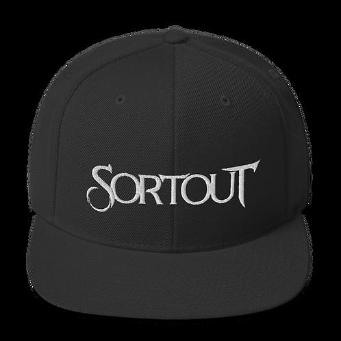 SORTOUT Snapback Cap