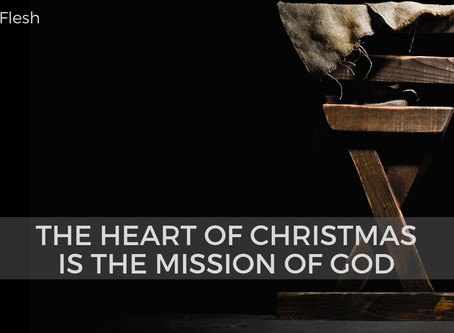 New SermonCast: The Manger & the Mission