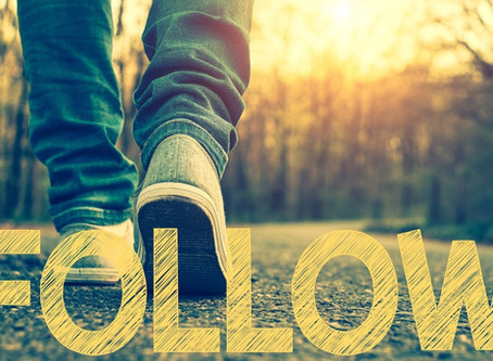 Follow | What does it mean to follow Jesus?