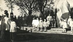 inauguracion escultura