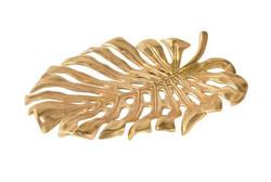 Monstarablatt gold