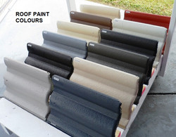 ROOF TILE DISPLAY A