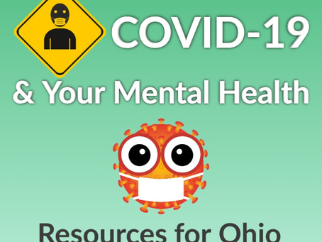 COVID-19 & Mental Health Ohio