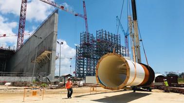Tube acier DN2500 PN25