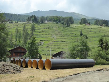 Tubes DN1600 PN30