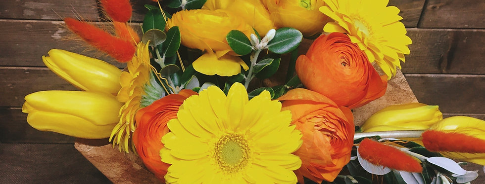 """Bouquet """"Envie d'été"""""""