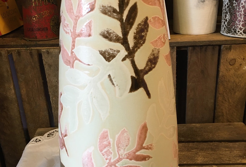 "Vaso decorativo ""Foliage"""