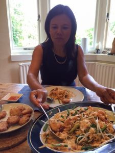 Thai Supper – May 2018
