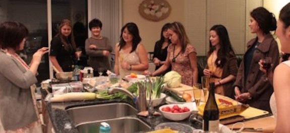 Cooking Party Packages