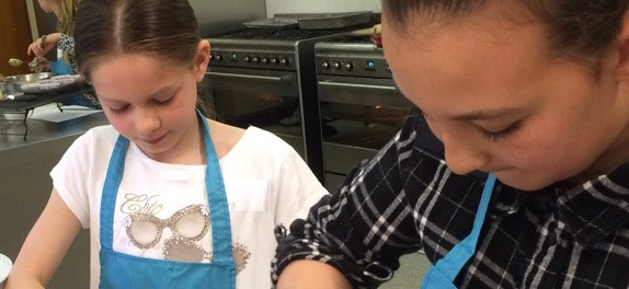 Cookery Camp at Crockham Hill Primary School