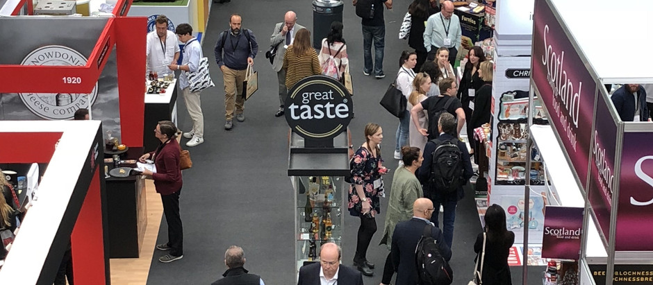 A day at Speciality Fine Food Fair