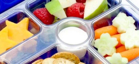 Don't forget your lunchbox!