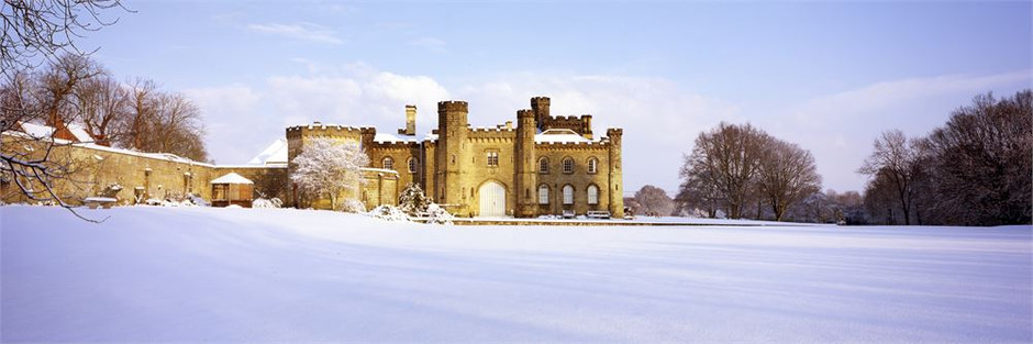 Countdown to Christmas 2018 at Chiddingstone Castle