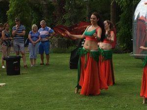 Chilli Fiesta 2016 Dancers