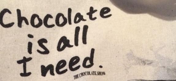 Chocolate Chocolate and some more Chocolate!
