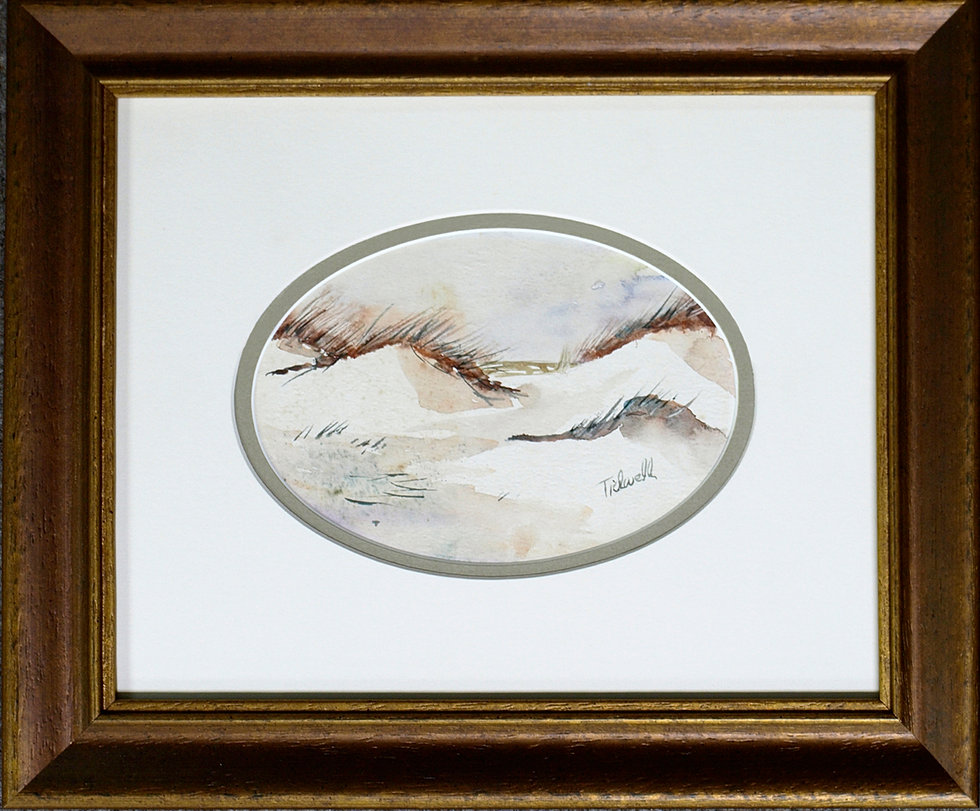 Accent framing gallery custom framing mount pleasant double oval mat jeuxipadfo Image collections