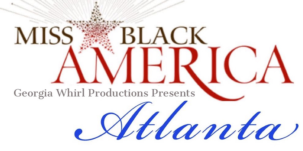 Miss Black America Atlanta Pageant