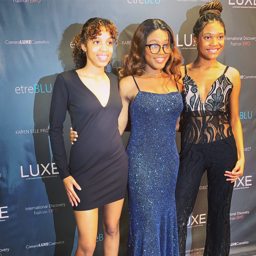 Luxe International Fashion Show