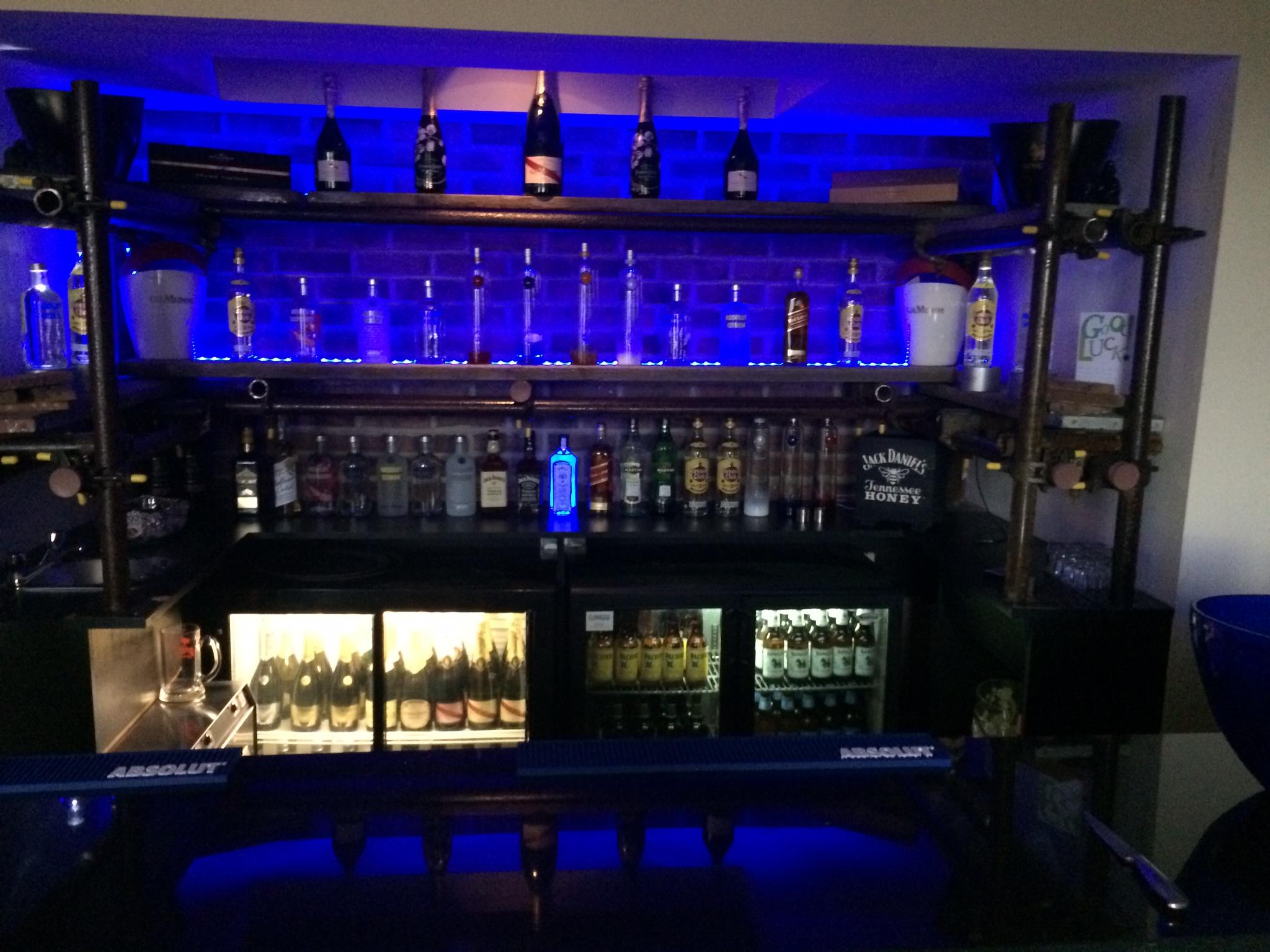 Tigerlily's bar