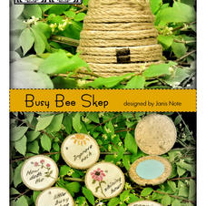 Busy Bee Skep