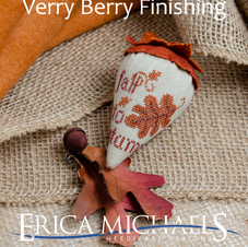 Verry Berry Finishing
