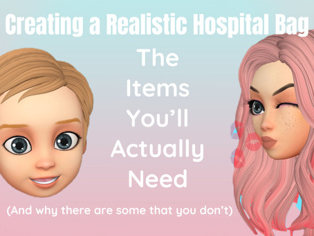 Creating a Realistic Hospital Bag