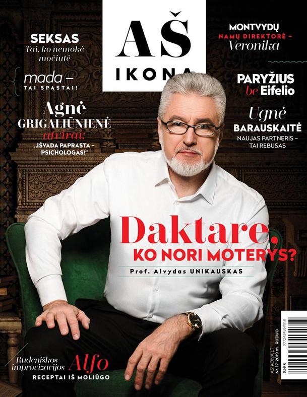 IKONA 2019   Alvydas Unikauskas