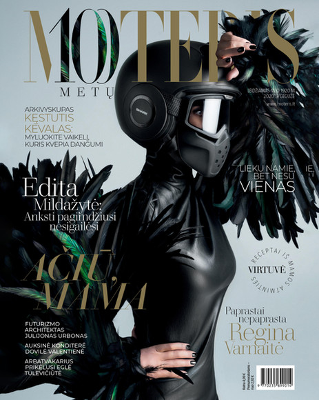 MOTERIS 2020 May Cover