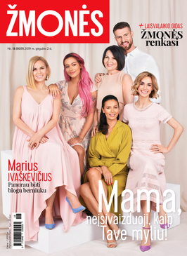 Žmonės 2019   Karolina Meschino, Indrė Kavaliauskaitė, Mantas Stonkus