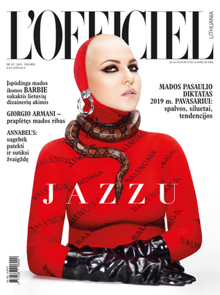 JAZZU FOR 2019 FEBRUARY COVER (Tap to view more)