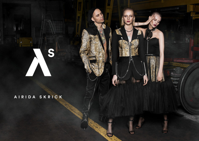 AIRIDA SKRICK | 2019 Campaign