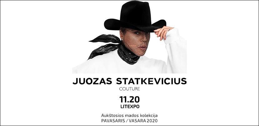 Juozas Statkevičius   Fashion show 2019