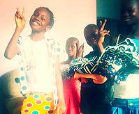 Girls Front Ughelli Delta State Nigeria.