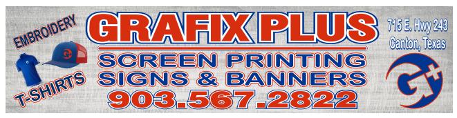 Grafix Plus - Canton, TX