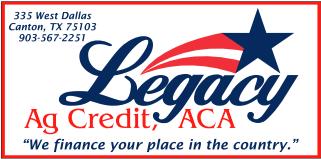Legacy Ag Credit - Canton, TX