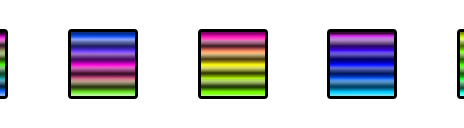 Infinite Rainbow Skintone (Color Ramps)